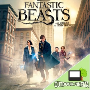 Fantastic Beasts and Where to Find Them Outdoor Cinema
