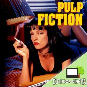 Pulp Fiction Outdoor Cinema