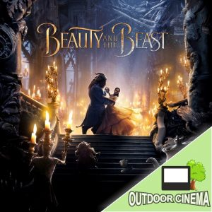 Beauty and the Beast Outdoor Cinema at Great Notley Country Park