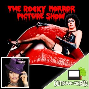 The Rocky Horror Picture Show Outdoor Cinema with Shyanne O'Shea