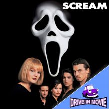Scream – DRIVE IN MOVIE – Thurs 31st October 2019 – 9:15pm