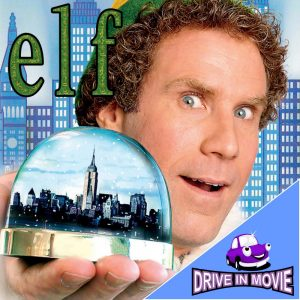 Elf Drive in Movie