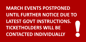 March 20 Events Postponed