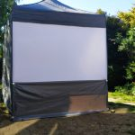 Garden Outdoor Cinema Package - 6 Foot 6 inch (2m)
