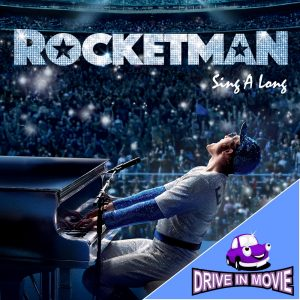 Rocketman Singalong Drive In at Barleylands, Billericay