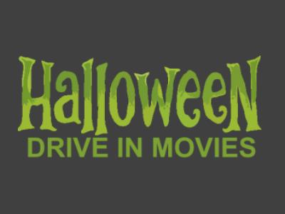 Halloween Season - Drive In Movies